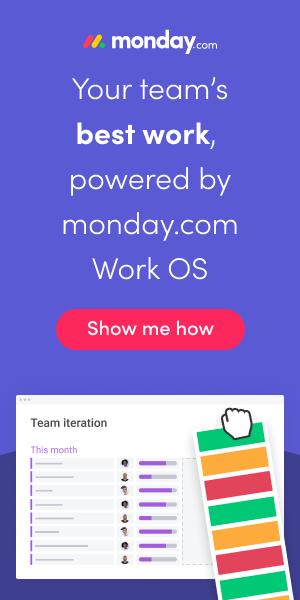 Your Team's Best Work - Monday.com