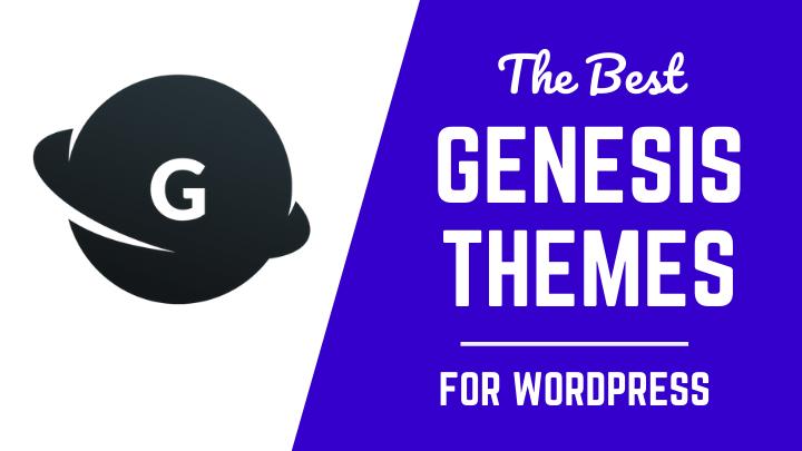 Best Genesis Framework Based WordPress Themes