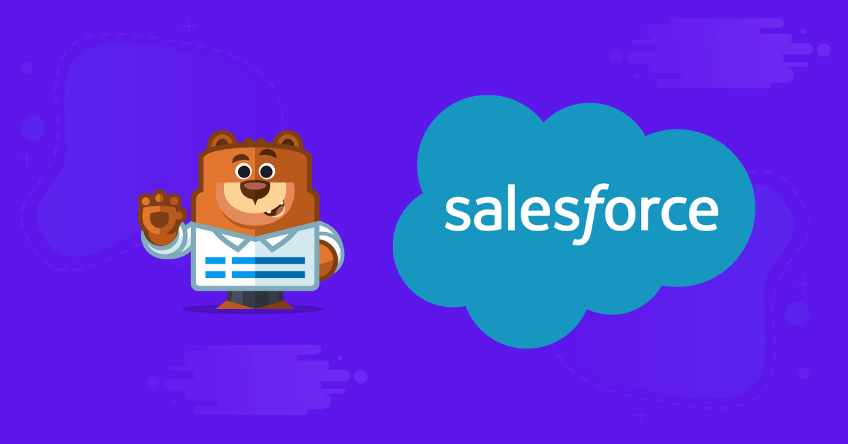 WPForms And Salesforce CRM