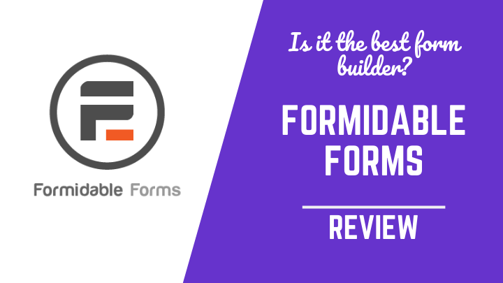 Formidable Forms Review