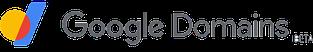 Google Domains BETA Logo