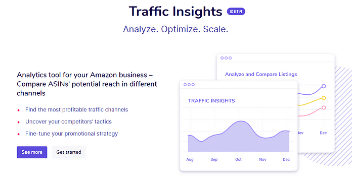 Sellzone Traffic Insights Feature