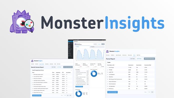 MonsterInsights Custom Banner