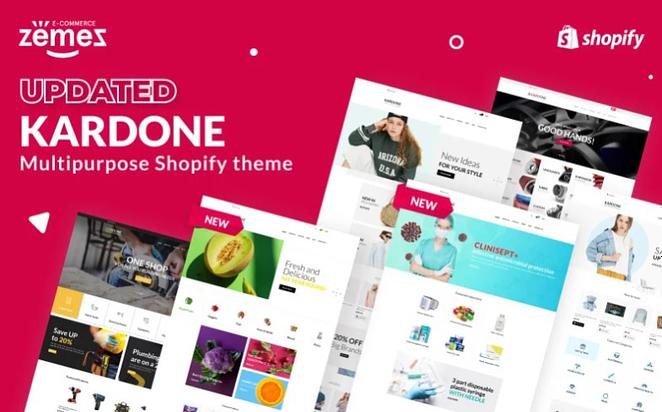 Kardone WooCommerce Theme