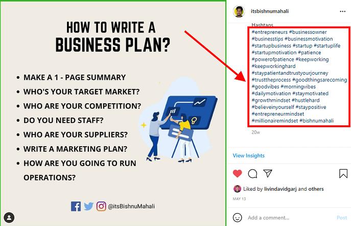 Optimize Your Instagram Hashtags