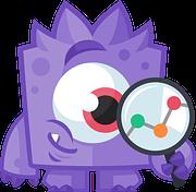 MonsterInsights Mascot