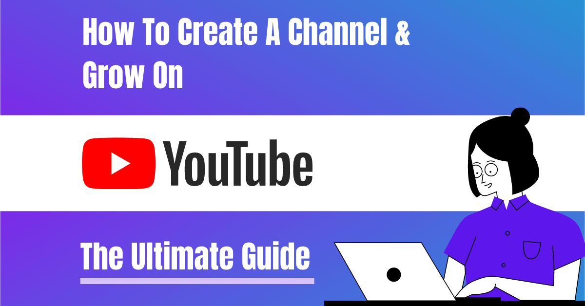Successful YouTube Channel Ultimate Guide Thumbnail