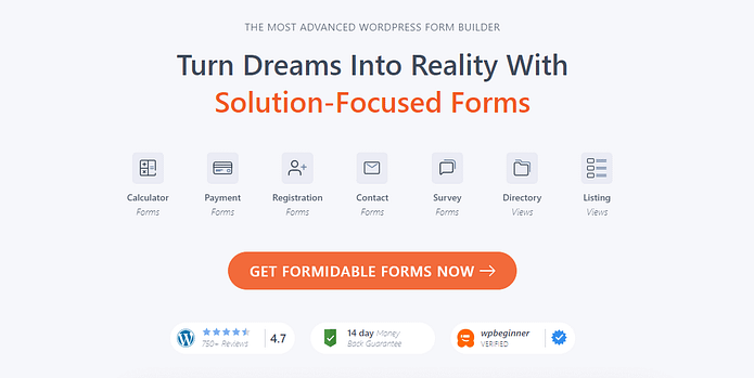 Make Quizzes With Formidable Forms