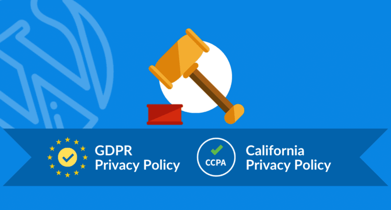 WP Legal Pages - Privacy Policy generator