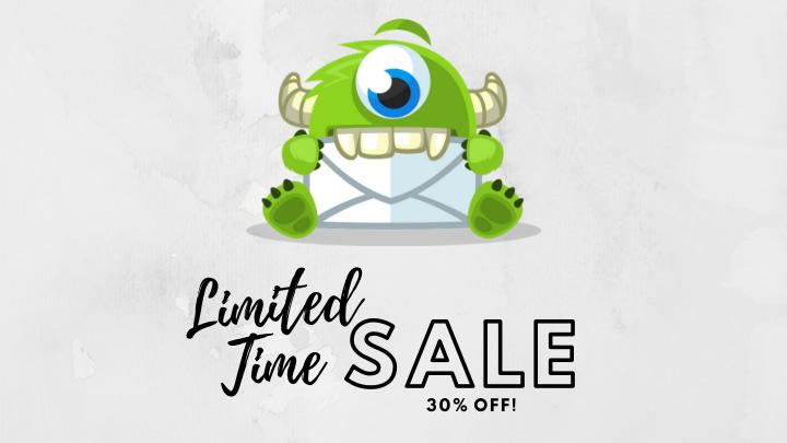 OptinMonster Sale 30% OFF