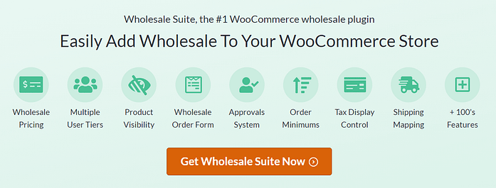 Wholesale Suite WooCommerce Plugin Features