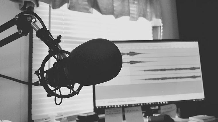 Home Recording Studio Picture