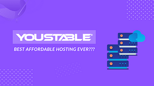 YouStable Web Hosting Review