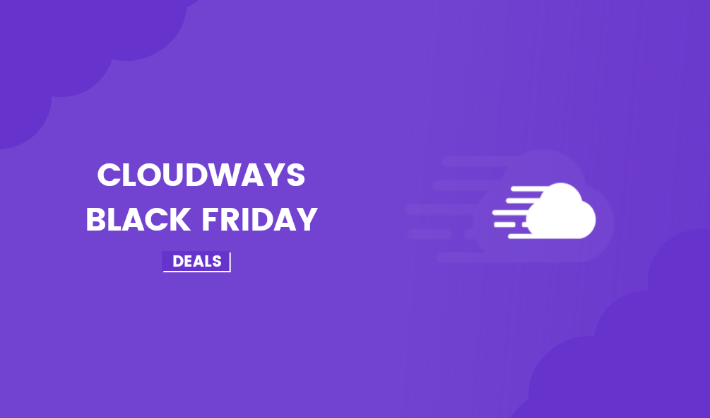 Cloudways Black Friday Deals Featured Image