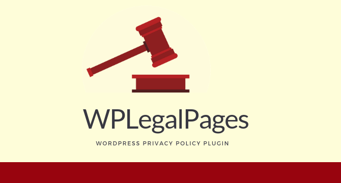 WP Legal Pages