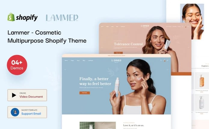 Lammer Theme for Shopify